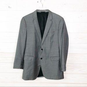Hugo Boss Blazer Career Jacket Suit Sport Coat 44